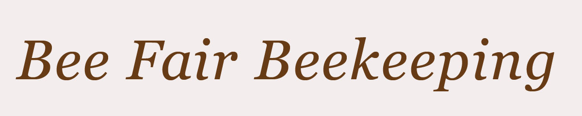 bee far beekeeping-logo